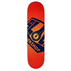 Alien Workshop Logo Skateboard Deck - OG Burst 8.0