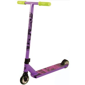 Madd Hatter Kick Extreme II Complete Scooter - Purple