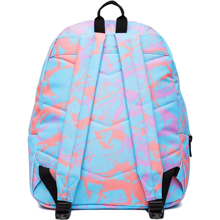 Hype Pastel Marble Backpack - Blue