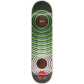 Almost OG Rings IS Skateboard Deck - Haslam 8.375''