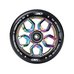 Blunt 120mm Lambo Scooter Wheel - Neochrome