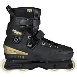 USD Aeon 60 20Y Carlos Aggressive Skates Black/Gold