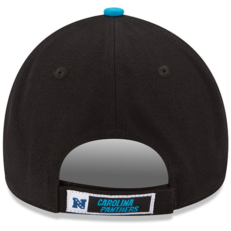 New Era Carolina Panthers NFL The League 9FORTY Cap - Black/Blue