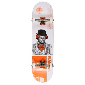Karma Cult Film Series Custom Skateboard - Clockwork 8.25