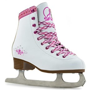 SFR Junior Figure Ice Skate Pack - White