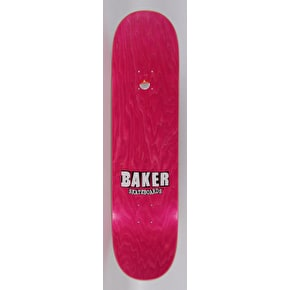 Baker Illusion Rowan B2 Skateboard Deck - 8.3875