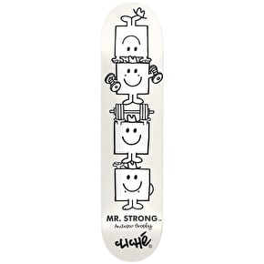 Cliché Skateboard Deck - Mr Men Paint Pen R7 Brophy 8