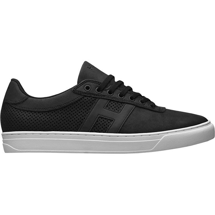 Huf Soto Skate Shoes - Black Perf