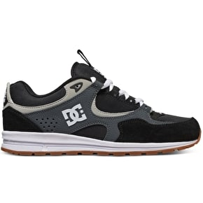 DC Kalis Lite Shoes - Black/Grey/Grey