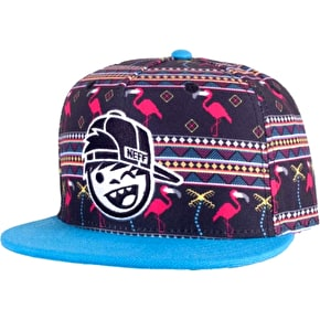 Neff Miami Kids Cap - Black