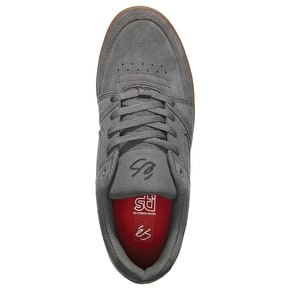 ES Accel Slim Skate Shoes - Grey/Gum