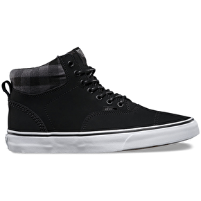 B-Stock Vans Era Hi Shoes - (MTE) Nubuck/Black - UK 9 (ex-display)