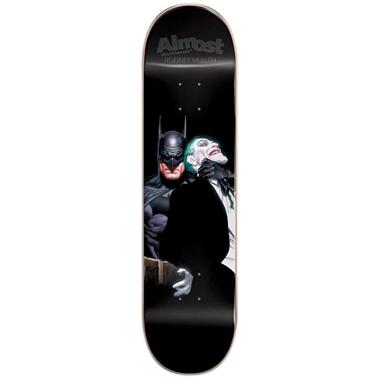 Almost Batman Choker Mullen Skateboard Deck 8.25""
