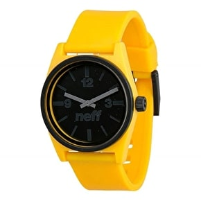 Neff Duo Watch - Lime/Black