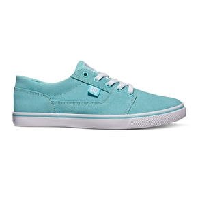 DC Tonik W SE Skate Shoes - Aqua