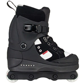 B-Stock Anarchy Chaos 3 Aggressive Skates (Size - UK 10) (Box Damage)