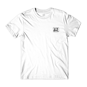 Royal Castle Collab T-Shirt - White