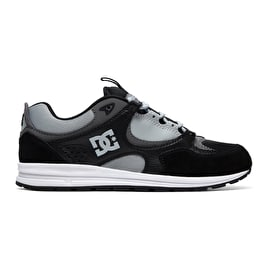 DC Kalis Lite SE Skate Shoes - Black/Dark Grey