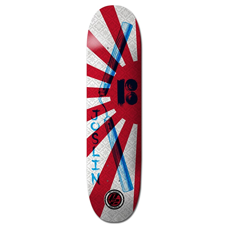Plan B Joslin Warrior P2 Skateboard Deck - 8.125""