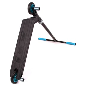 District HT-Series Custom Scooter - Black/Blue