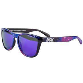 DGK Vacation Sunglasses - Galaxy