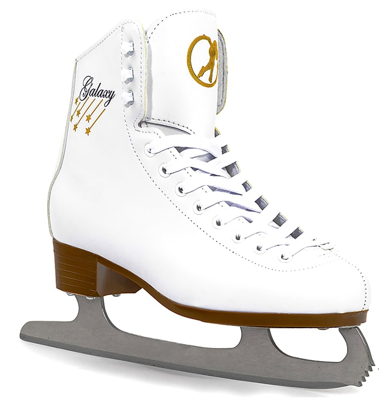Sfr Galaxy Ice Skates White Ice Skates Cheap Ice