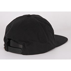 Emerica Made In Snapback Cap - Black