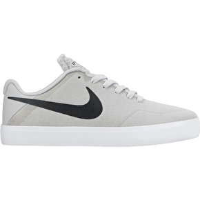 Nike SB Paul Rodriguez CTD LR Canvas Shoes - Platinum/Black