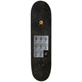 Girl Contemporary Skateboard Deck - McCrank 8.375