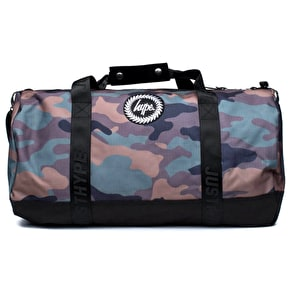Hype Camo Duffle Bag
