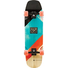 Sector 9 Geo Kendo Complete Cruiser Skateboard - 30.9