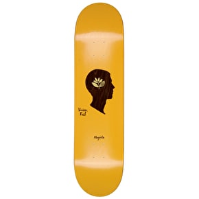 Magenta One Off Skateboard Deck - Feil 8.125