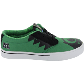 Etnies Jameson 2 Kids Disney Monsters Shoes - Green/Black