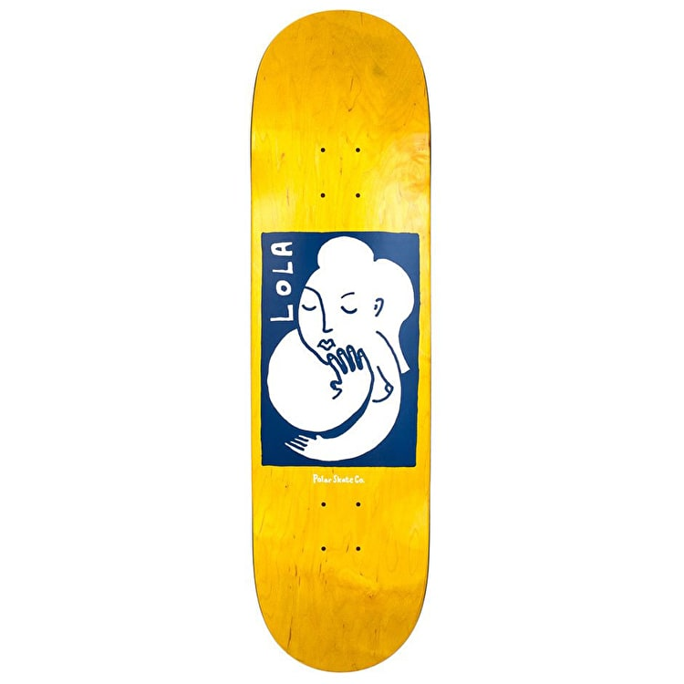Polar Lola Skateboard Deck - 8.5""