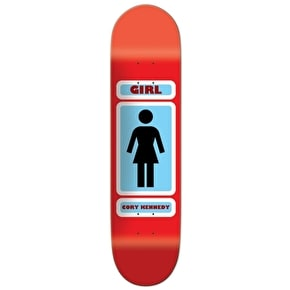 Girl Skateboard Deck - 93 Til Infinity Kennedy 8.5