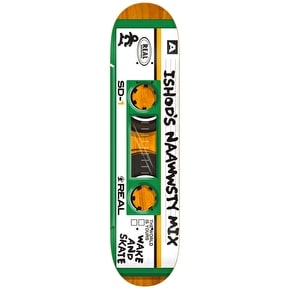 Real Mixtape Skateboard Deck - Wair 8.25