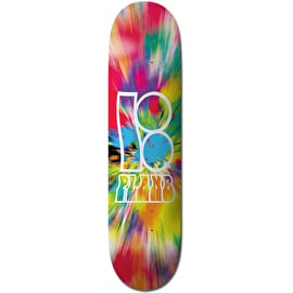 Plan B Team Wavy Skateboard Deck - 8.125