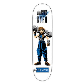ReVive Warrior Kyro Pro Skateboard Deck