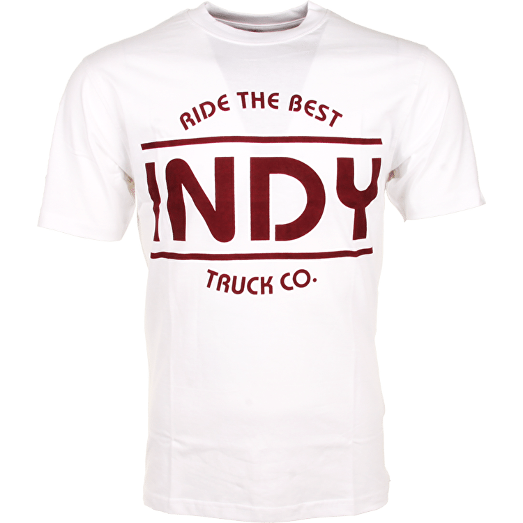 Independent T-Shirt - Independent White