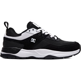 DC E.Tribeka Boys Skate Shoes - Black/White