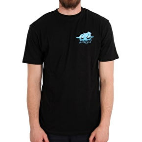 Santa Cruz Natas Small T-Shirt - Black