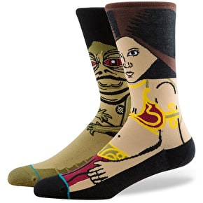 Stance x Star Wars Princess Socks