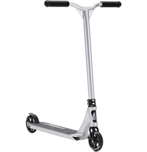 Fasen Raven Complete Scooter - Silver