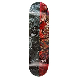Colours Collectiv Paul Hart Ali Dual Tone Skateboard Deck 8.2