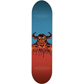 Toy Machine Hell Monster Team Skateboard Deck - 8.25