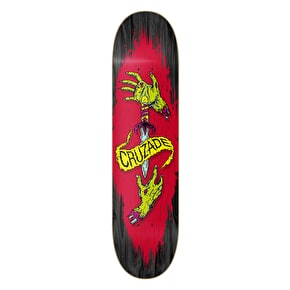 Cruzade Skateboard Deck - Knife 9