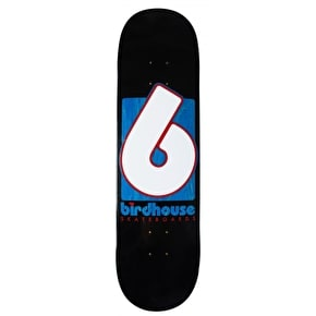 Birdhouse B Logo Team Skateboard Deck - Black