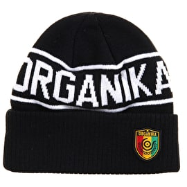 Organika Grow Beanie - Black