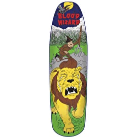 Blood Wizard Scarecrow Skateboard Deck 8.8