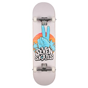 Seven Peace Out Complete Skateboard - 8.25